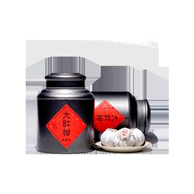 大红柑普茶批发(宫廷)